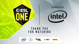 LIVE: PSG.LGD vs Longinus - ESL One Birmingham 2020 - Group Stage - China