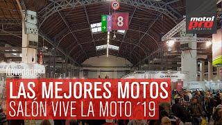 Las mejores motos del salón Vive la Moto de Barcelona 2019
