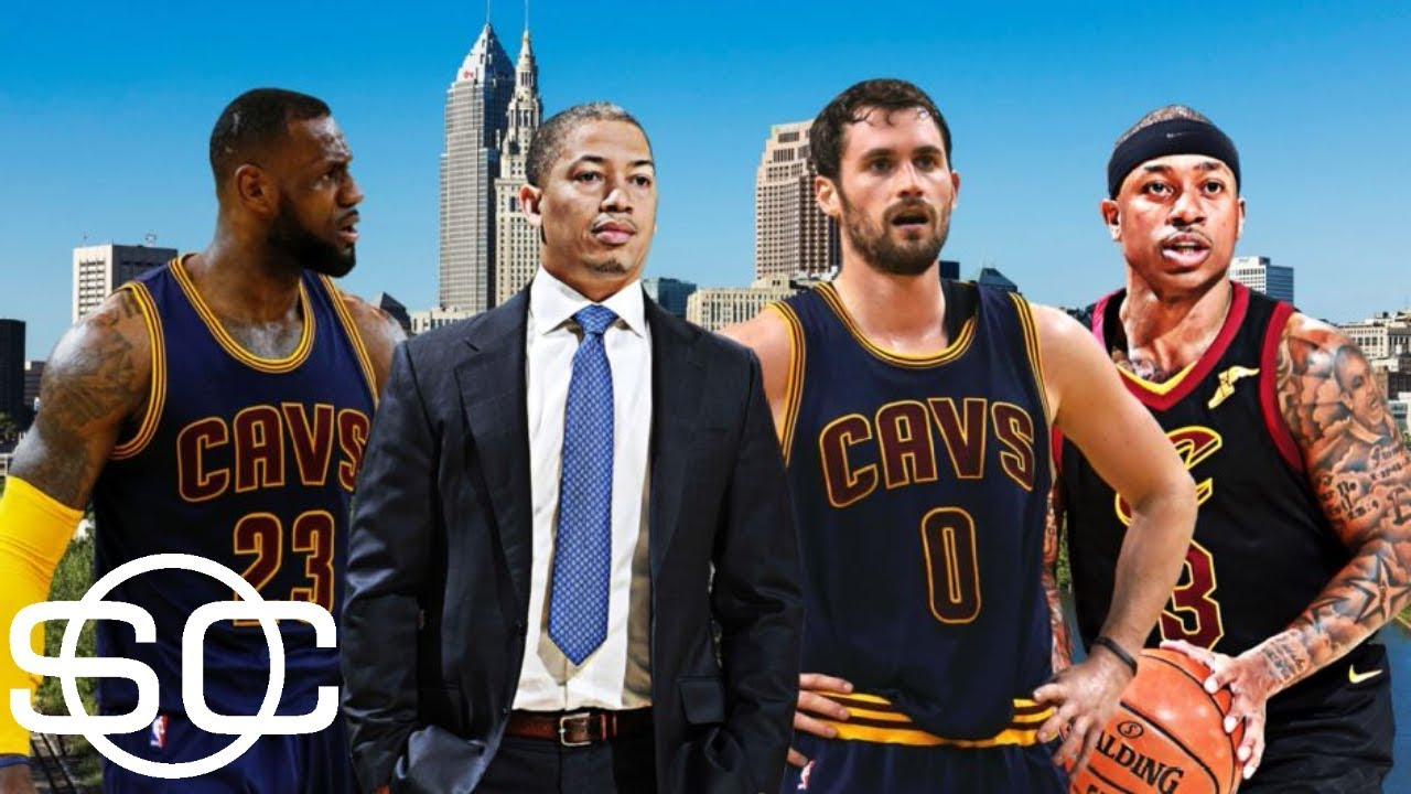 The Cleveland Cavaliers' season of drama has gotten even worse | SportsCenter | ESPN