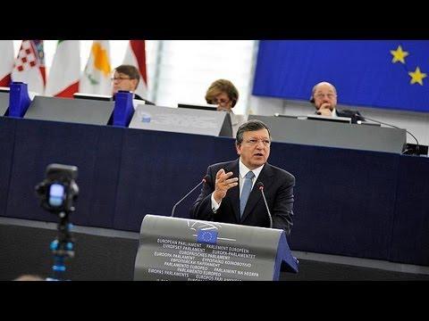 Avoid over-regulation, says EU chief Barroso