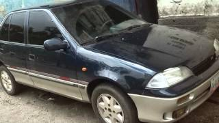 Restauración chevrolet swift venezuela
