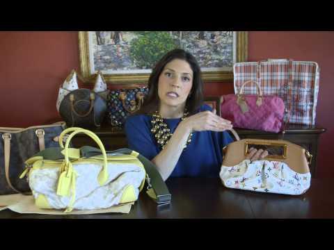 How to Spot a Fake Louis Vuitton Bag: Part 3