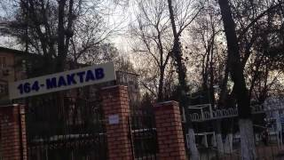 16-й квартал на видео в Ташкенте: Чиланзар 16 квартал. Chilanzar 16 quarter. (автор: Karimjan Sultanov)