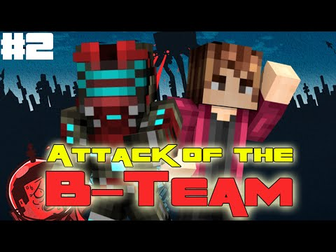 NEDÁM TI BOBULE! - Minecraft Attack of the B-Team Ep.2!