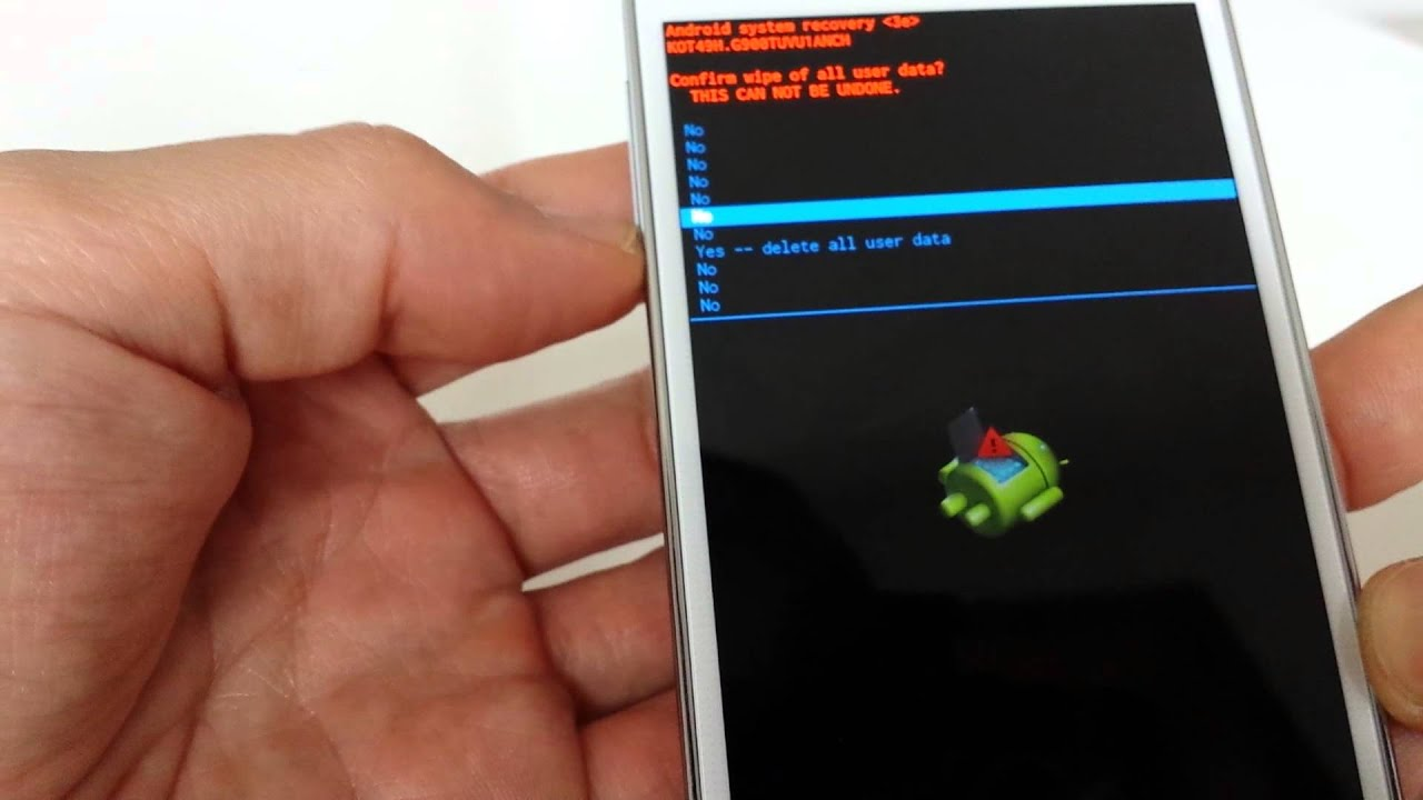 Galaxy S5: How to Bypass Lock Screen, Pin Code, Pattern ...