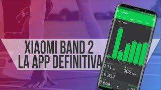 MEJOR APP para tu Xiaomi Mi Band 3 - Mi Band 2   TECH4YOU
