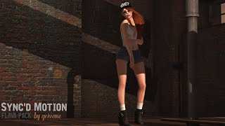 Sync'd Motion Originals - Flava Pack by Fashiowl