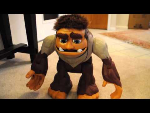 BIGFOOT the Monster: Imaginext Toy Video