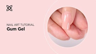 BLUESKY GUM GEL. A revolutionary product for nail extensions.