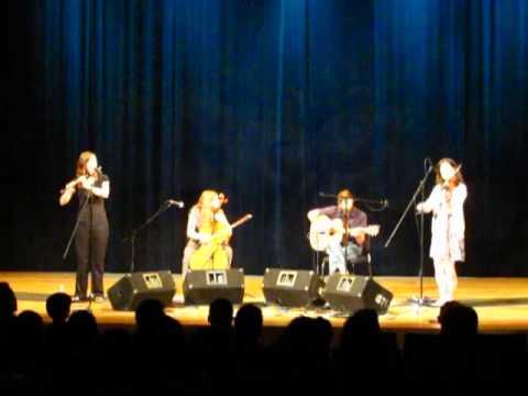 New Time Ensemble: Humors of Lissadell / McGlennon's / Pigtown Fling