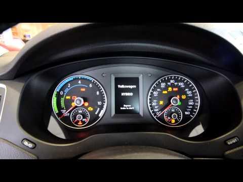 First Look 2013 Volkswagen Jetta HYBRID SEL Premium at Trend Motors VW in Rockaway. NJ