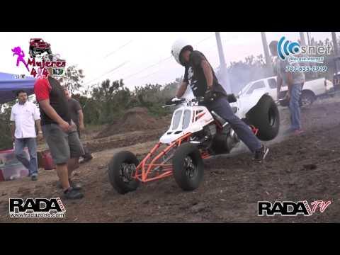 RADAZONE.COM The New Trabuco Arecibo Sand Drag 17 enero 2015