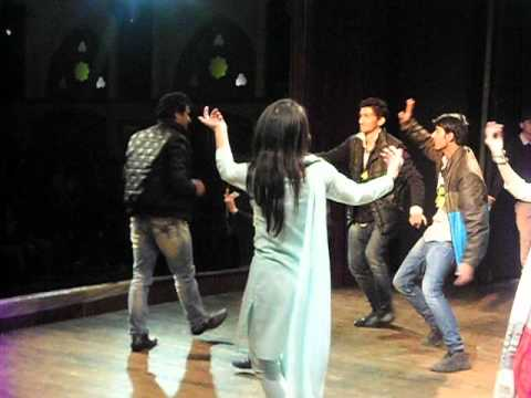 Live Performance By Bhairvi Musical Group And Nati King Kuldeep Sharma In Gaity Theator Shimla video
