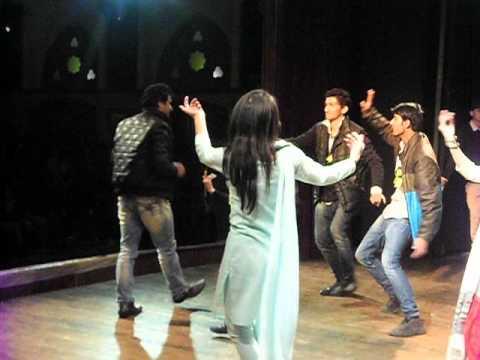 Live Performance By Bhairvi Musical Group And Nati King Kuldeep Sharma In Gaity Theator Shimla video