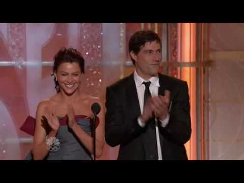 Matthew Fox Golden Globes 2010
