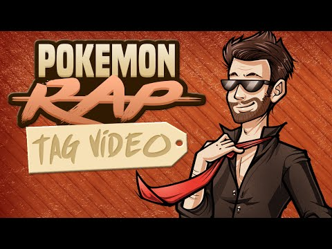 ShadyPenguinn Pokemon Rap Tag [I'm An Ice Type]