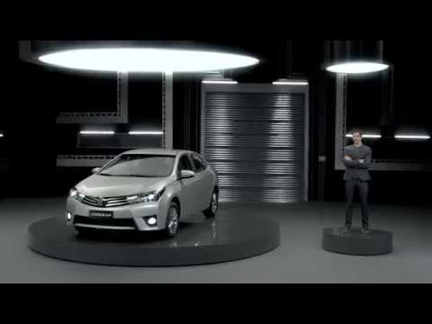 Novo Toyota Corolla 2015 - comercial - www.car.blog.br