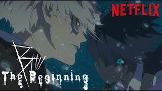 B: THE BEGINNING Trailer German Deutsch (2018) Netflix Original Anime Serie - Preview & Vorabkritik