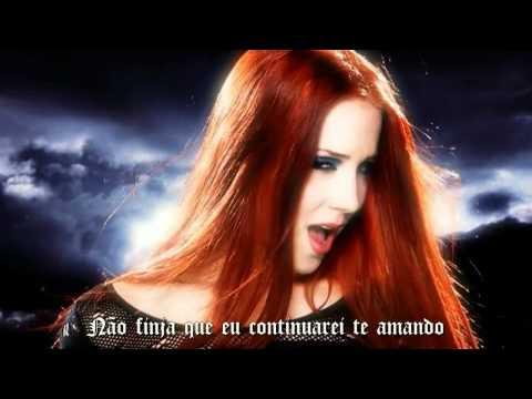 Kamelot & Simone Simons - The Haunting - The Black Halo [HD 720p - Tradução] online metal music video by KAMELOT
