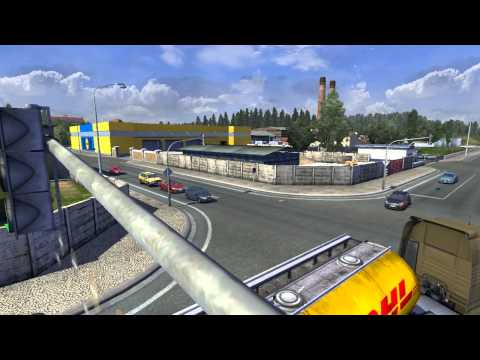 Euro Truck Simulator 2 - Real Company mod (DOWNLOAD)