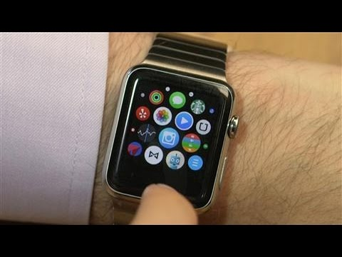 What's the Apple Watch Killer App?