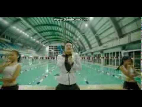 Psy - Gentleman Kazakh Parody (atyrau) Official video