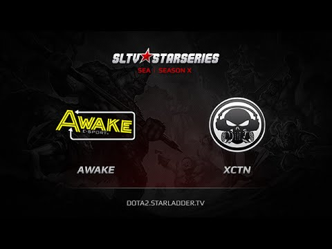 Awake vs IAP.XCTN, SLTV Sea Season X, Day 7, Game 1