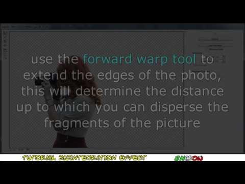 BUKAMP3 COM Tutorial Photoshop Cs6  Disintegration Effect