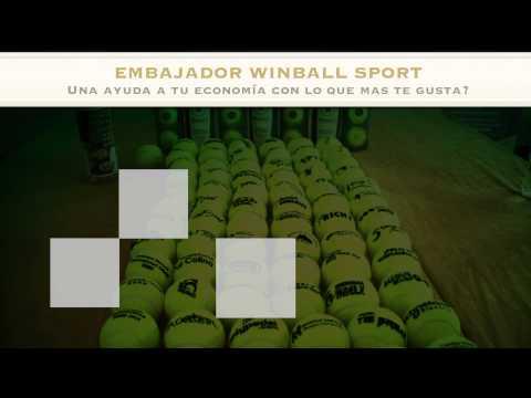 Winball Sport te propone ser su Embajador
