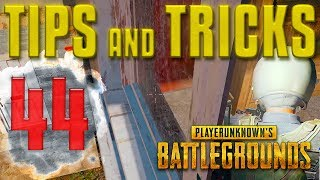 Tips and Tricks for PlayerUnknown's Battlegrounds!