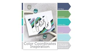 Color Coordinates With Shari Carroll: Striped Summer Fun