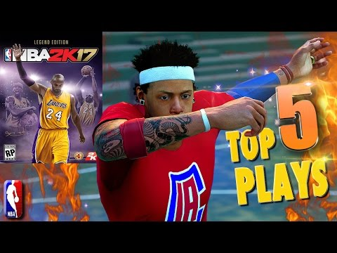 How To Get NBA 2K17 Free / How To Send In A Clip - NBA 2K16 Top 5 Plays of March