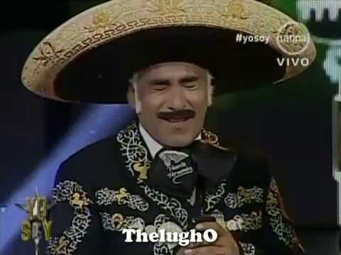 Yo Soy 03-05-13 VICENTE FERNANDEZ 