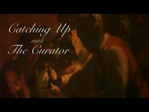 Catching Up with The Curator:  Watch Meeting--Dec. 31st 1862--Waiting for the Hour