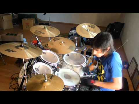 Alter Bridge - Metalingus [Drum Cover]