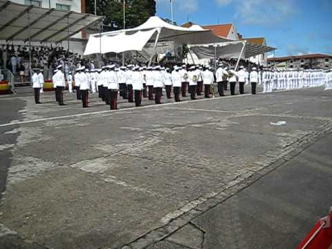 Jura de Bandera, Marín 2010