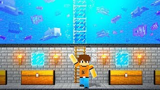 Building The ULTIMATE UNDERWATER BASE in Minecraft! (IMPOSSIBLE TO FIND!)
