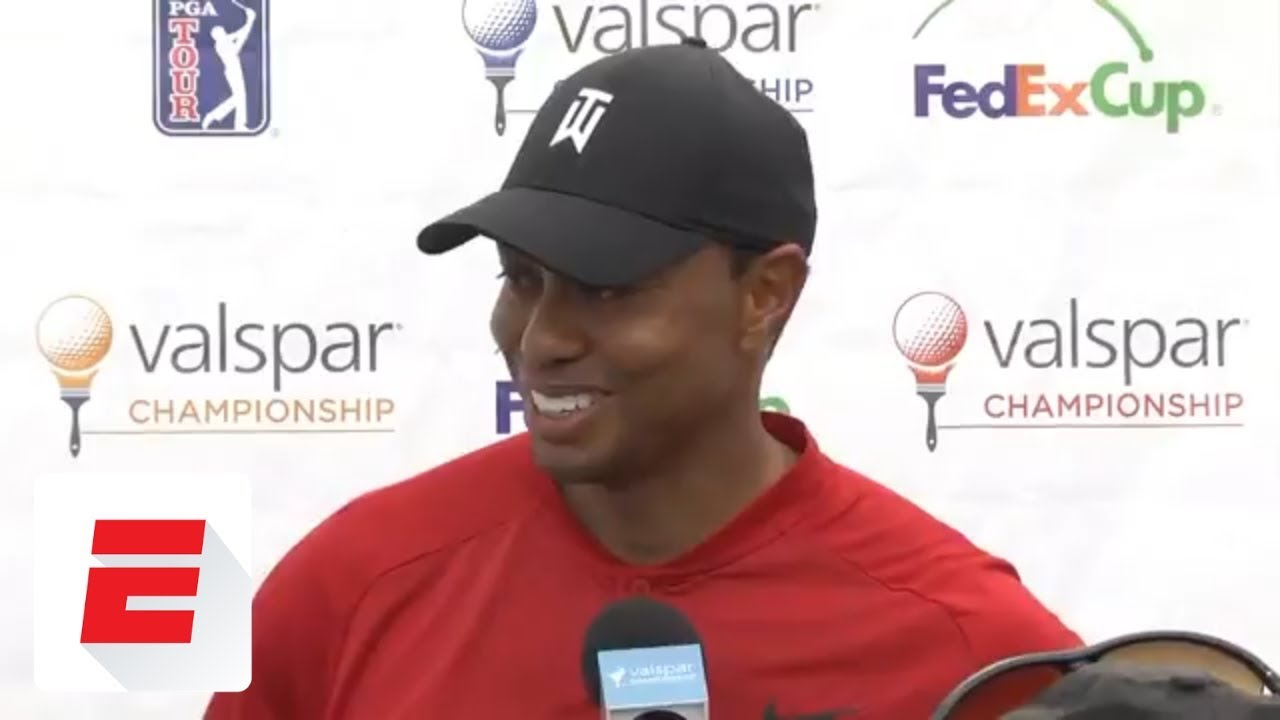 Tiger Woods: 'I felt very good on how I played this week'   ESPN