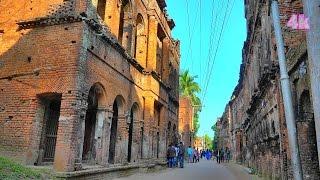 400 Years Old Ancient City Of Bangladesh- Panam City, Sonargaon, Narayangonj, Bangladesh In 4K