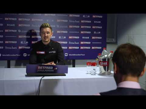 Wilson Secures Fifth Crucible Quarter Final Appearance!