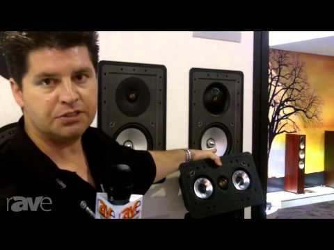 CEDIA 2013: Monitor Audio Shows Us Its New CP Series of Speakers