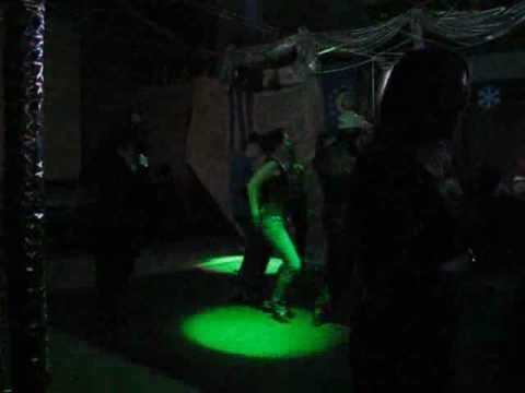 ЗимКон - Киберпанк-вечеринка, Мерлин