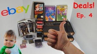 Ebay Game Deals Unboxing - Episode 4 - RARE GAME!!!