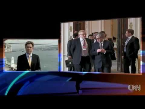 CNN reports about the Iran nuclear negotiations - 22 January 2011