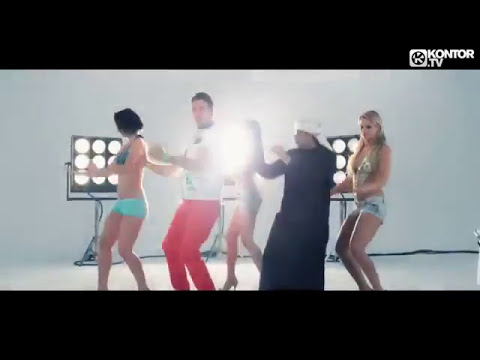 Rene Rodrigezz vs DJ Antoine feat. MC Yankoo - Shake 3x (Official video) (T&T)