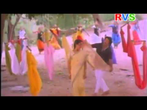 Kanaka and Prabhu video song - Jolapata telugu movie - rvs cinema
