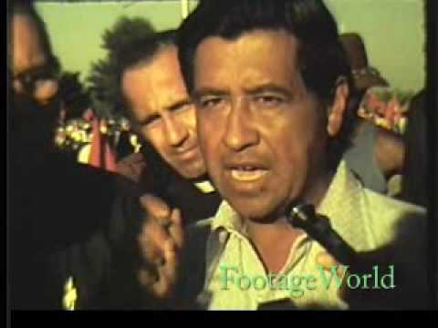 Cesar Chavez - lost interview series