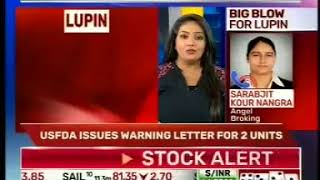 Download Investors should see Lupin's fall as a buying opportunity- Ms. Sarabjit, BTVi, 7th November 3Gp Mp4