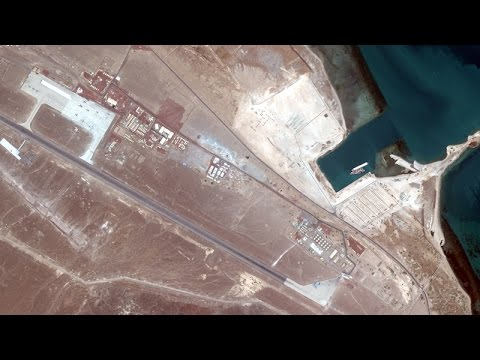 Satellite Imagery: The UAE Expands Its Military Reach