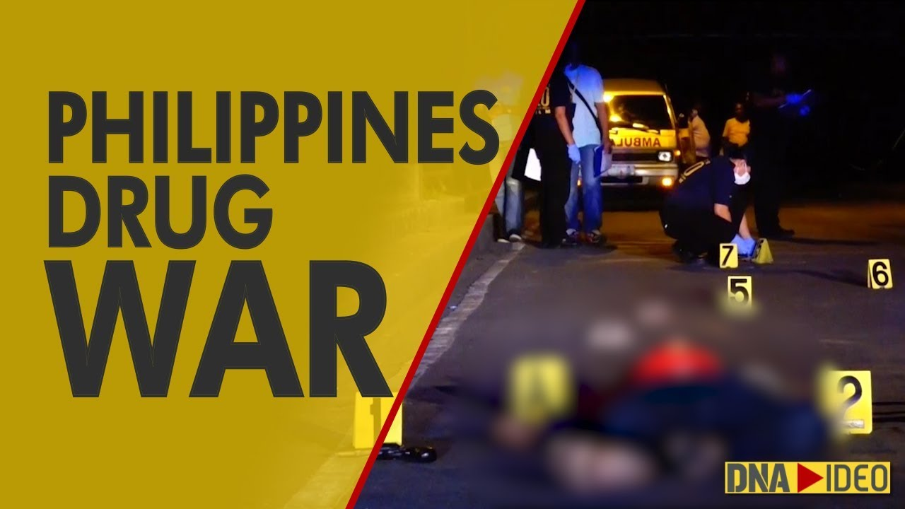 Philippines' drug war: Death toll rises to 4,948